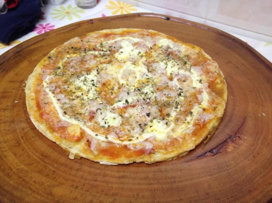 receita pizza massa batata blog