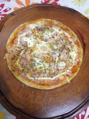 receita pizza massa batata